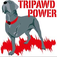 Tripawd Power - Bellona