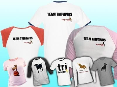 Team Tripawds T-Shirts and Jerseys