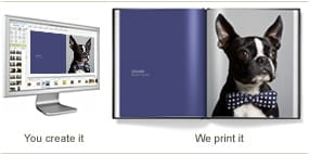Design and publish photobook with Blurb.