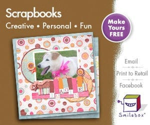 Create and Share Custom Photo Scrapbooks Online