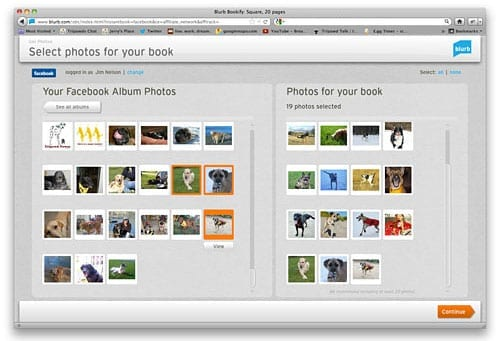 How to Make Facebook Photo Book