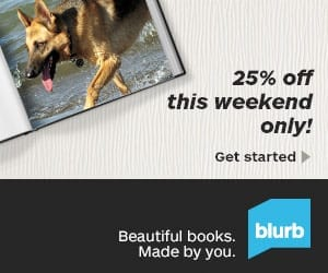 Blurb Books Coupon Sale