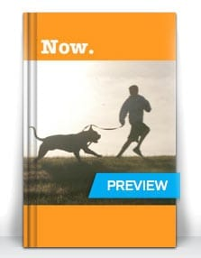 Tripawds Now Weekly Planner Book