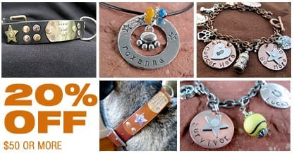 Save on gifts for three-legged cat and dog lovers in your life with the Tripawds Etsy Shop coupon sale.