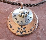 tripawds custom metal jewelry
