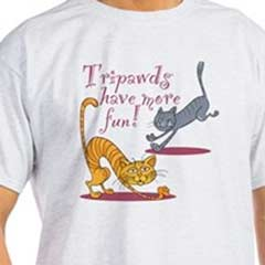 Tripawd Cat Apparel