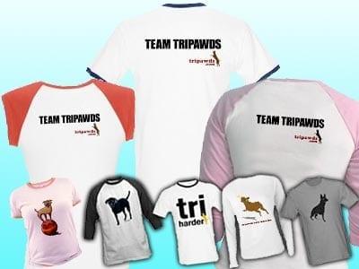 Team Tripawds T-Shirts and Jerseys