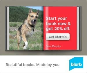 Self Publish Custom Photo Books at Blurb