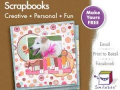 Create and Share Custom Photo Scrapbooks Online
