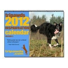 2012 Tripawds Inspirational Three Legged Dogs Calendar 3