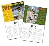2012 Tripawds Calendar Prints
