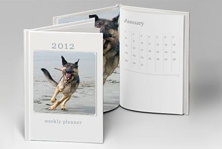 Make Custom Weekly Planners at Blurb