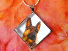 See All Tripawds Custom Photo Pendants