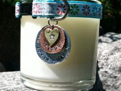 Custom Memorial Charm for Tippy