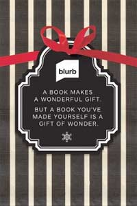 blurb holiday gift guide