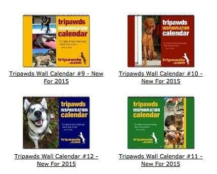 Tripawds 2015 Calendars