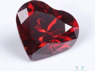 Heart in Diamond Pet Memorial Fine Jewelry