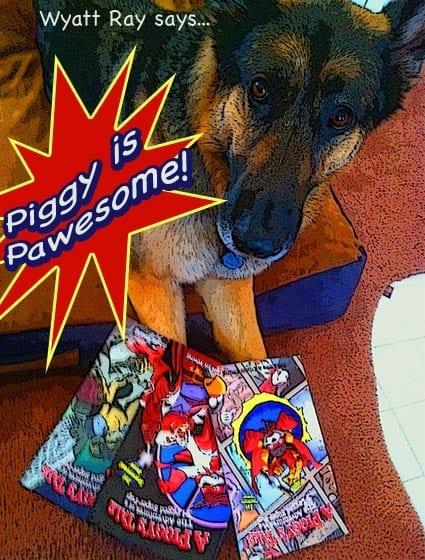 A Piggy's Tale Comic Book