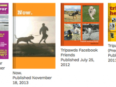 Tripawds Blurb Books