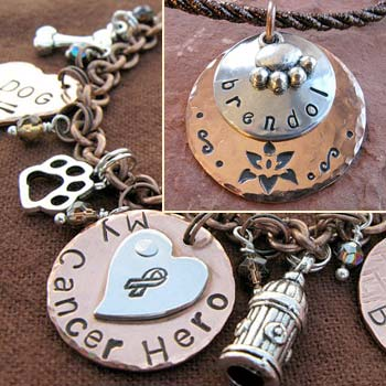 Cutom Pet Themed Jewelry