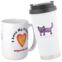 Tripawds Mugs