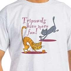 Tripawd Cat Apparel