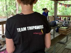 Tripawds, t-shirts, gifts, clothing