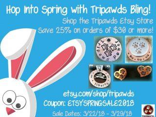 Tripawds Jewelry Sale