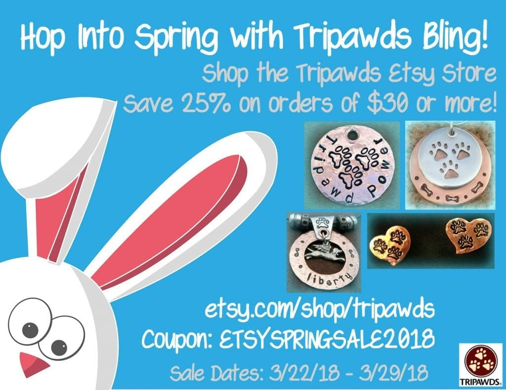 Tripawds Jewelry Sale