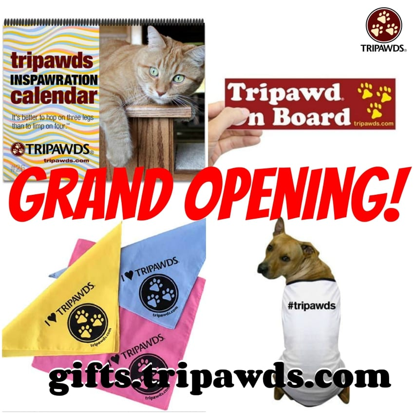 Tripawd gifts