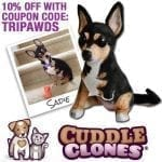 tripawds cuddle clones coupon