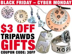 Tripawds Gifts Coupon