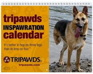 Tripawds Calendar