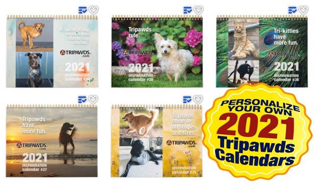 tripawd hero calendars